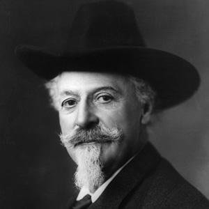 Buffalo Bill Cody - age: 70