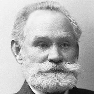 Scientist Ivan Pavlov - age: 86