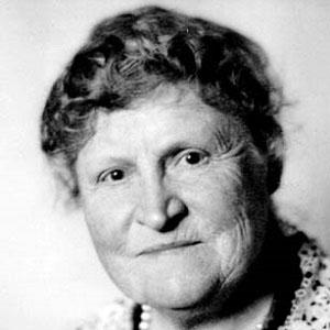 Politician Henrietta Edwards - age: 81
