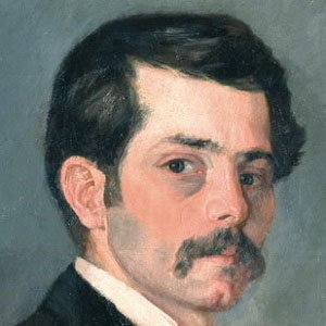 Painter Ion Andreescu - age: 32