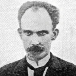 Journalist Jose Marti - age: 42