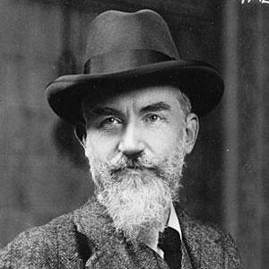Playwright George Bernard Shaw - age: 94