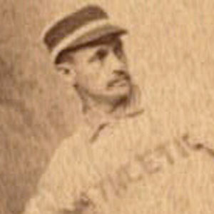baseball player Harry Stovey - age: 80