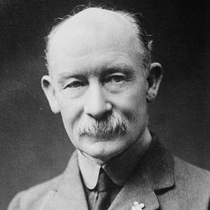 War Hero Lord Baden-Powell - age: 83