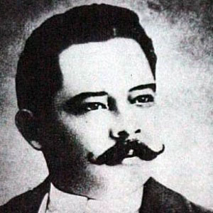 Composer Juan Morel Campos - age: 38