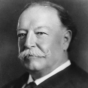 US President William Howard Taft - age: 72