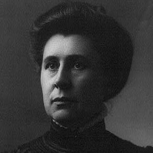 Journalist Ida Tarbell - age: 86