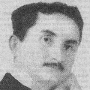 Poet Vojislav Ilic - age: 33