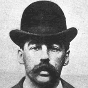 Criminal HH Holmes - age: 34