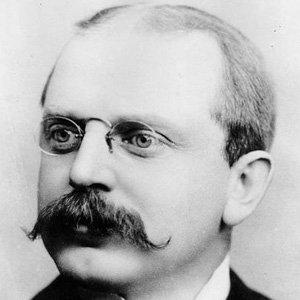 Politician Amos W. Barber - age: 99