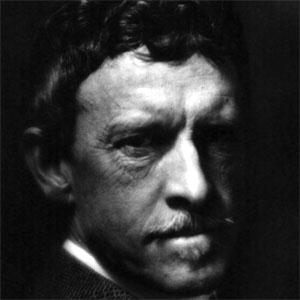 Sculptor Frederick William MacMonnies - age: 73
