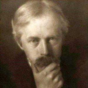 Poet Arthur William Symons - age: 79