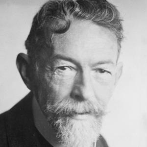 Scientist Richard Adolf Zsigmondy - age: 64