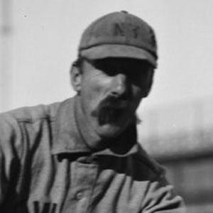 baseball player George Van Haltren - age: 79