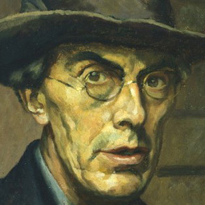 Painter Roger Fry - age: 67