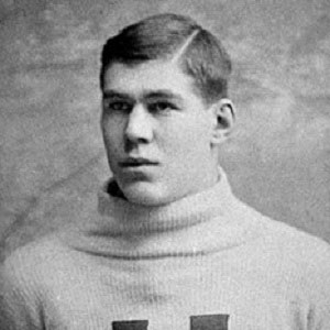 Football player William Heffelfinger - age: 86