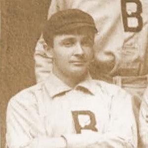 baseball player Ducky Holmes - age: 63