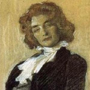 Poet Zinaida Gippius - age: 75