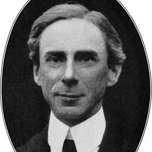 Philosopher Bertrand Russell - age: 97