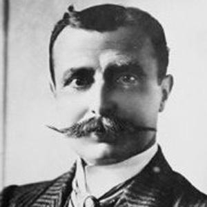 Pilot Louis Bleriot - age: 64