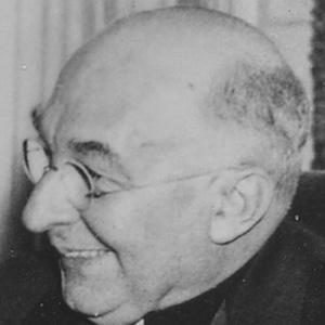Religious Leader George W. Mundelein - age: 67
