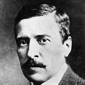 Novelist Hugo Von Hofmannsthal - age: 55