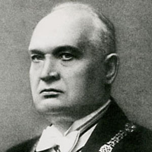 Politician Konstantin Pats - age: 81