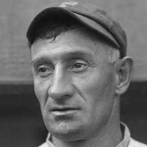 baseball player Honus Wagner - age: 81