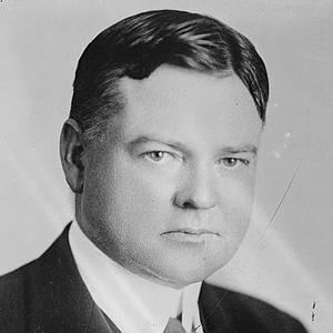 US President Herbert Hoover - age: 90