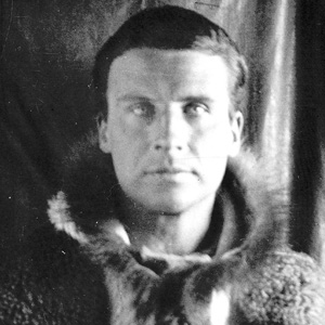 Explorer Ernest De Koven Leffingwell - age: 96