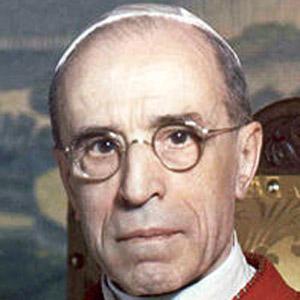 Religious Leader Pope Pius XII - age: 82