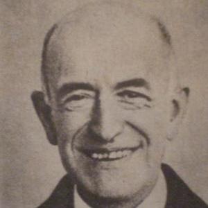 Composer Manuel de Falla - age: 69