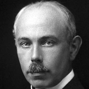 Scientist Francis William Aston - age: 68