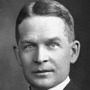 Scientist Frederick Soddy - age: 79