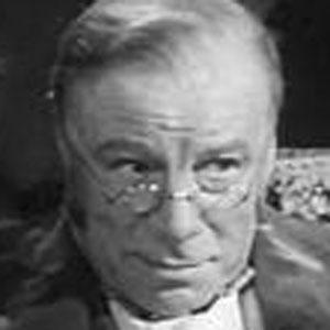 Movie Actor Edmund Gwenn - age: 81