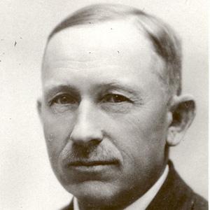 Novelist Anton Hansen Tammsaare - age: 62