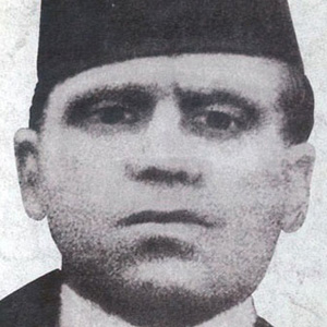 Poet Musa Cazim Catic - age: 37