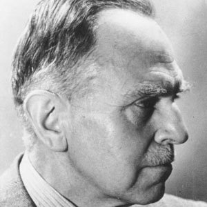 Scientist Otto Hahn - age: 89