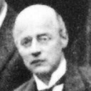 Scientist Owen Willans Richardson - age: 79