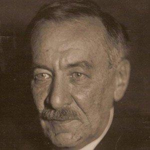 Scientist Leonid Mandelstam - age: 65