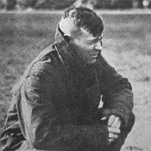 Football player Robert Zuppke - age: 78