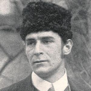 Painter Franz Marc - age: 36