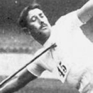 Javelin Thrower Eric Lemming - age: 50