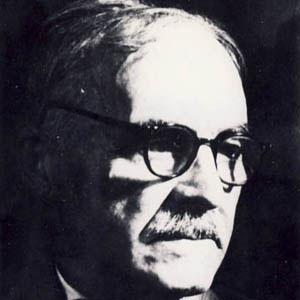 Poet Tudor Arghezi - age: 87