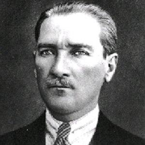 Politician Mustafa Kemal Ataturk - age: 57