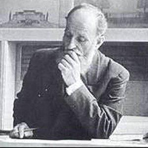 Architect Piet Kramer - age: 79
