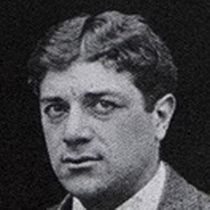 Painter Georges Braque - age: 81