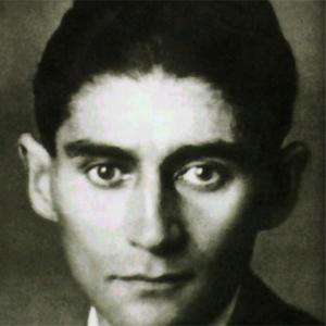 Novelist Franz Kafka - age: 40