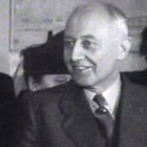 Architect Willem Marinus Dudok - age: 89