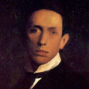 Painter Josip Racic - age: 23